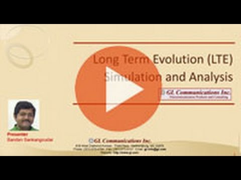 Long Term Evolution (LTE)  Simulation and Analysis