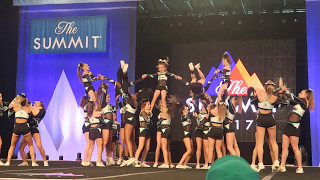 Cheer Extreme King's & Queen's Summit Day 1