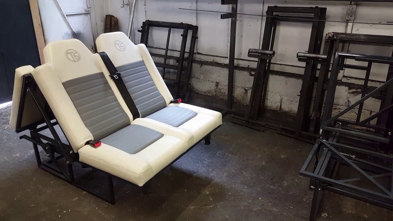 Van Beds Ltd Electric Rock N Roll Bed With Upholstery