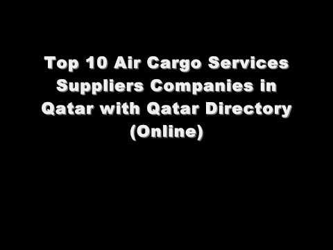 Top 10 Air Cargo Services Supplies Companies in Doha, Qatar