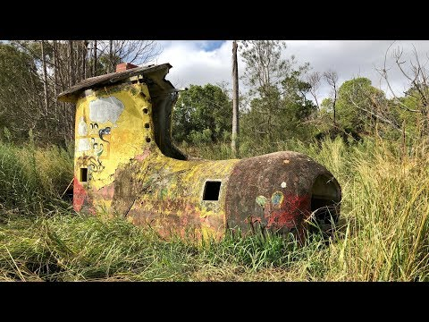 Abandoned Oz: Magic Kingdom - Abandoned Amusement Park