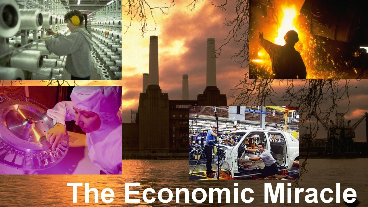 what was the japanese economic miracle The occupation of japan can be divided into three phases: the initial effort to  punish and reform japan, the work to revive the japanese economy, and the.