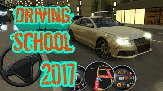 Driving School Steering Wheel Car Games For Kids, Driving School 2017 Android Mobile Kid Game