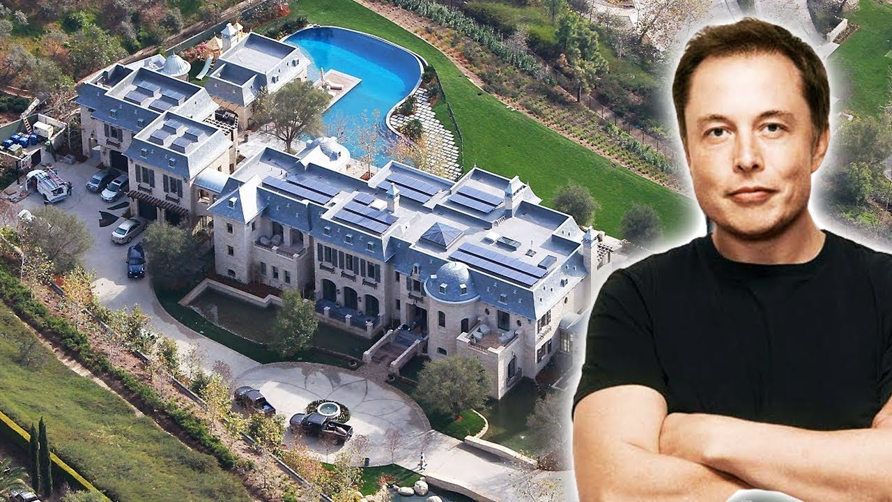 The Incredible Homes Of The Top 10 Richest People Youtube
