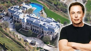 The Incredible Homes of The Top 10 Richest People thumbnail