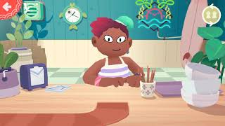Toca Kitchen Sushi Game Play No Commentary