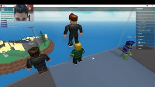 ROBLOX #3 natural disasters are in Foa control