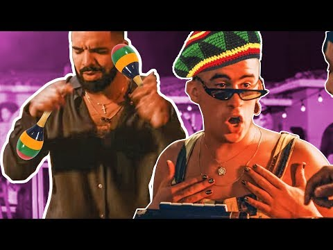 Bad Bunny feat. Drake - Mia BUT in different music genres