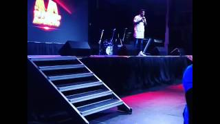Freemouth on stage live in ph city Akpororo vs Akpororo