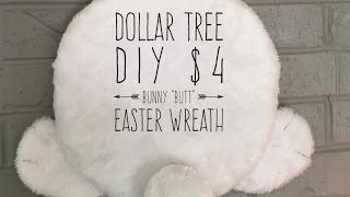 Dollar Tree DIY $4 Bunny