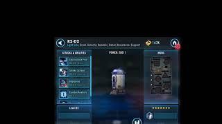 SWGOH Rebels Bacic Training Event Part 1