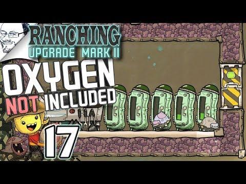 Nachwuchs! #17 💨 OXYGEN NOT INCLUDED S03 Ranching Mark 1 | Gameplay German