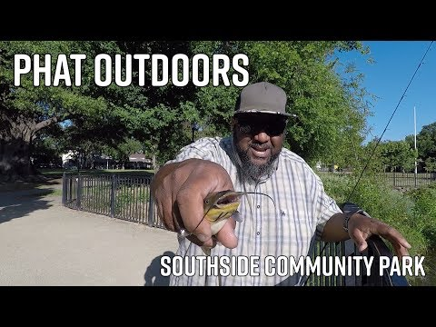 PHAT Outdoors | Southside Community Park Pond | Sacramento Fishing