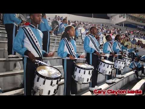 Jackson State University Drumline  Southern Heritage Classic 2017