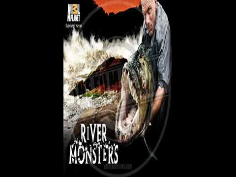 'RIVER MONSTERS: MAN EATING MONSTERS' TV REVIEW | #TFRPODCASTLIVE EP139 | LORDLANDFILMS