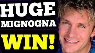 BREAKING! HUGE Mignogna WIN as CANCEL CULTURE gets BOOTED! MATSURI!