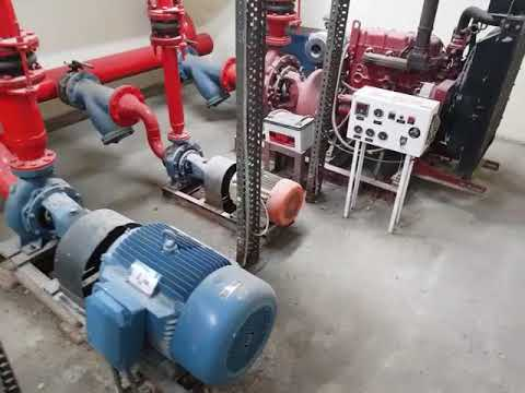 Fire Hydrant & Pump Systems