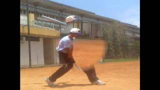Video media pembelajaran teknik batting softball