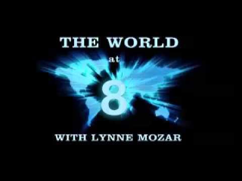 World at 8 Monday 3 December 2012
