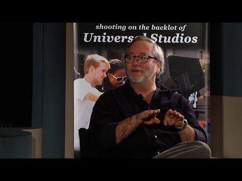 Discussion with Cinematographer Sean Bobbitt at New York Film Academy