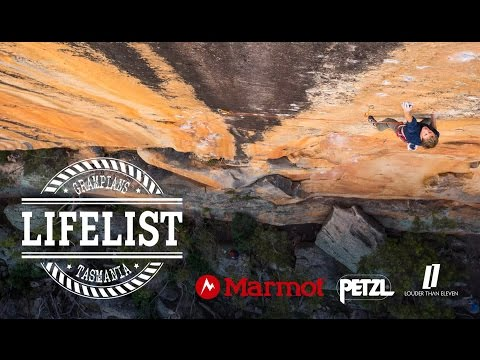 Lifelist – Climbing in Australia with Katha Saurwein