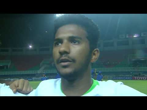 Japan 0-2 Saudi Arabia (AFC U19 Indonesia 2018 : Semi Final)