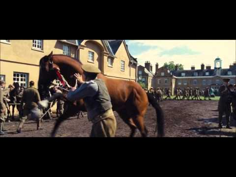 War Horse { Cant Take Me }