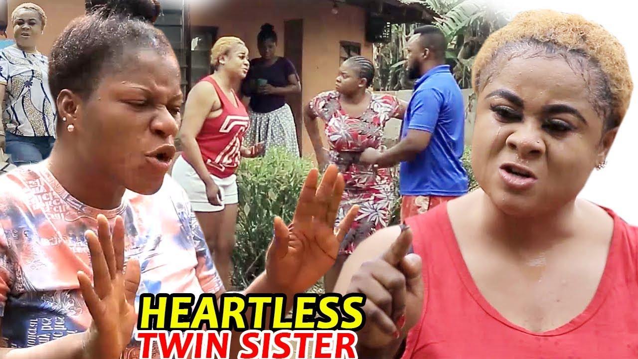 Download Heartless Twin Sister NEW MOVIE Season 1&2 - Destiny Etiko & Uju Okoli 2020 Latest Nigerian  Movie