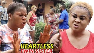 Heartless Twin Sister NEW MOVIE Season 1&2 - Destiny Etiko & Uju Okoli 2020 Latest Nigerian  Movie