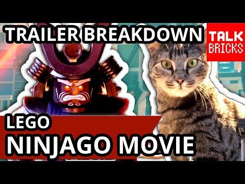 LEGO Ninja Cat