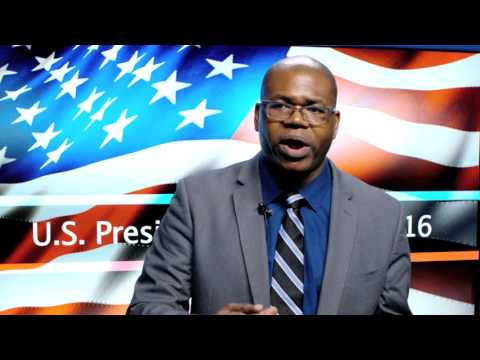 U.S. Analyst Jason Johnson on Social Media and the Presidential Elections 2016