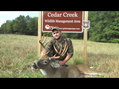 Georgia Deer Season 2014-2015: Firearms And Primitive Weapons Preview