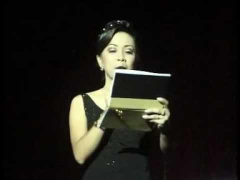 Master Of Ceremonies MC Gilda Sagrado In Bali