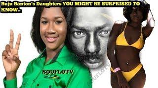Reggae Superstar Buju Banton's Daughters