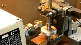 Cutting gears on a small bench lathe with only basic equipment