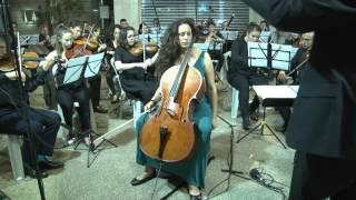 Max Bruch - Kol Nidre (Talia Erdal - Cello)