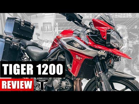 Triumph Tiger 1200 Xrt 2019 Review