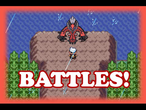 Pokemon Ruby The Prequel Ep 7 Battling With Yveltal