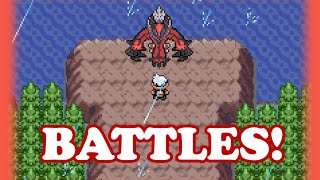 Pokemon Ruby: The Prequel (Ep.7) - Battling With Yveltal!