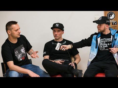 """Pokahontaz - wywiad: """"REset"""", powrót do klasyki, Kaliber 44 (Popkiller.pl)"""