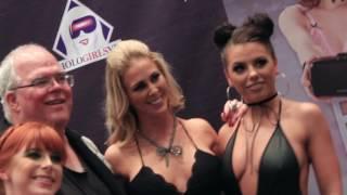Porn Stars at AVN 2017