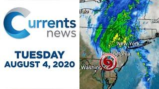 Currents News full broadcast for Tues, 8/4/20 (Catholic news)
