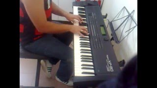 Impro on roland xp-80 - Grand piano and Rhodes