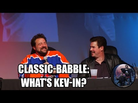 Classic-Babble: What's Kev-In?