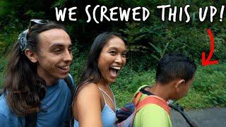 Gambar cover AVOID THIS SCAM! We messed up - Madakaripura Waterfall East Java, Indonesia