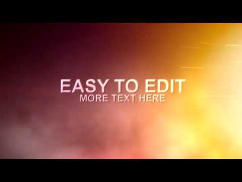 after effects template iron movie trailer text youtube. Black Bedroom Furniture Sets. Home Design Ideas
