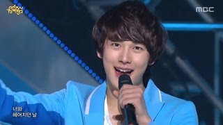 ZE:A FIVE - The day we broke up, 제아파이브 - 헤어지던 날, Music Core 20130413