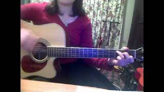 """Acoustic Cover """"Big Jet Plane-Angus and Julia Stone """""""
