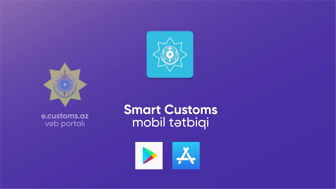 ASE Shopping Smart Customs - Sadələşdirilmiş Bəyannamə