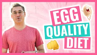 FOODs to improve female EGG quality | BEST DIET |